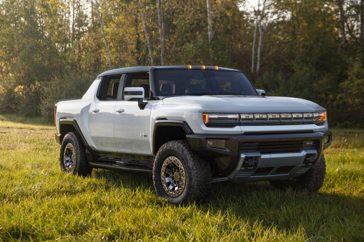 Debuta la camioneta eléctrica GMC Hummer