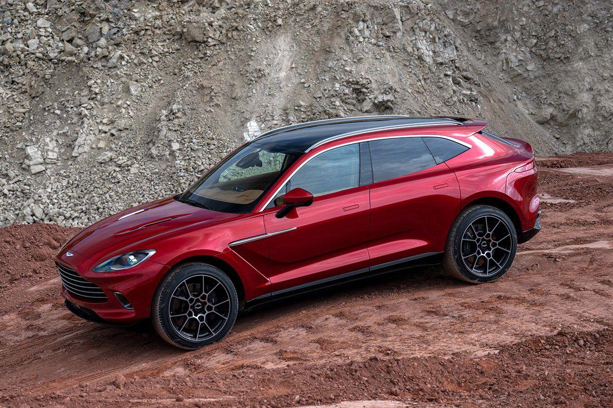 Aston Martin cede a Mercedes-Benz el 20% de su compañía a cambio de su tecnología de propulsión eléctrica