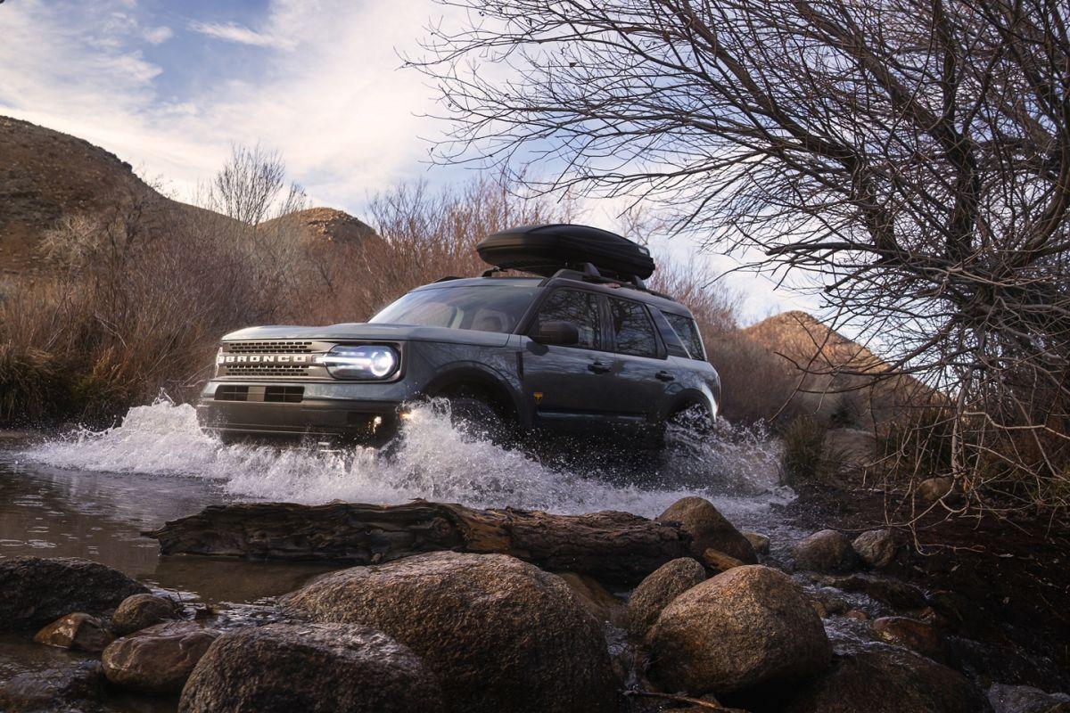 Ford Bronco 2021. / Foto: Cortesía Ford.