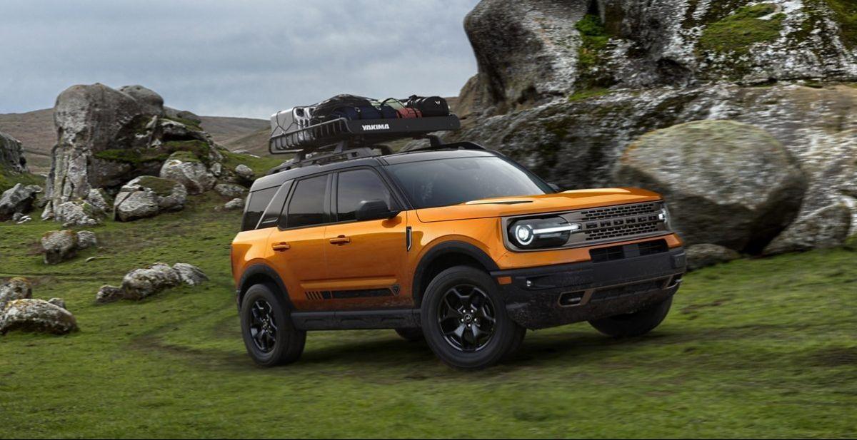 Ford debe retirar del mercado 150,000 autos de 9 modelos, incluida la Bronco Sport