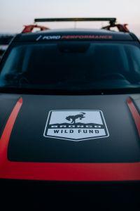 Ford creó Bronco Wild Fund para apoyar el disfrute responsable y la preservación del aire libre en los Estados Unidos.