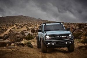 El configurador de construcción y precio del Ford Bronco 2021 finalmente está disponible