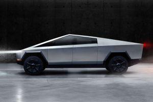 Elon Musk promete añadir dirección en las ruedas traseras de la Cybertruck de Tesla