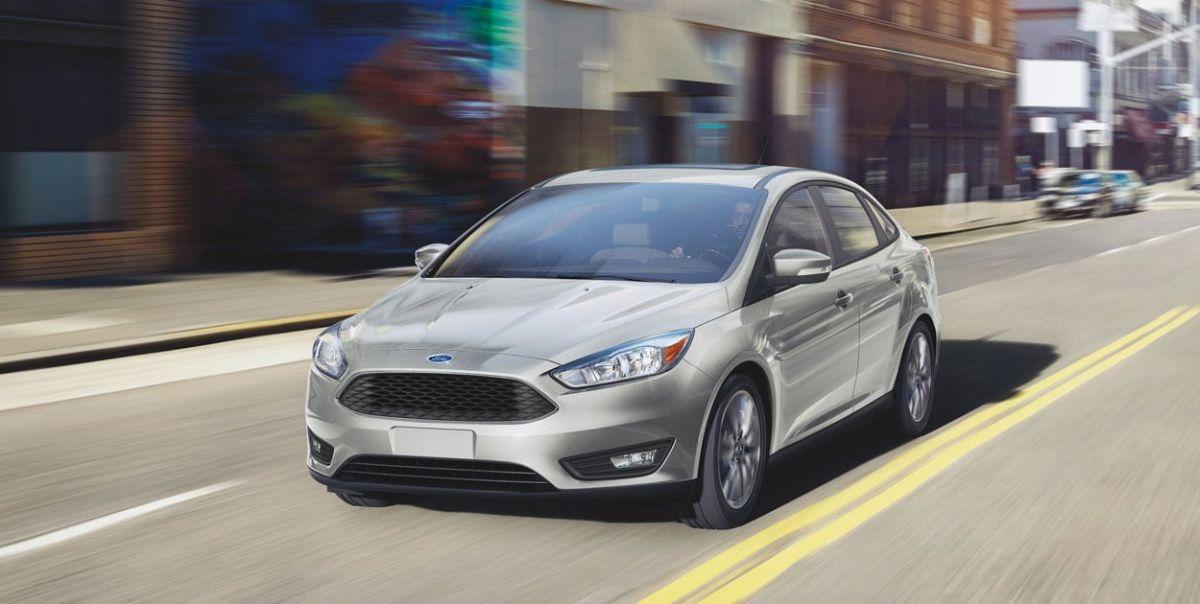 Ford Focus 2018. / Foto: Pixabay.