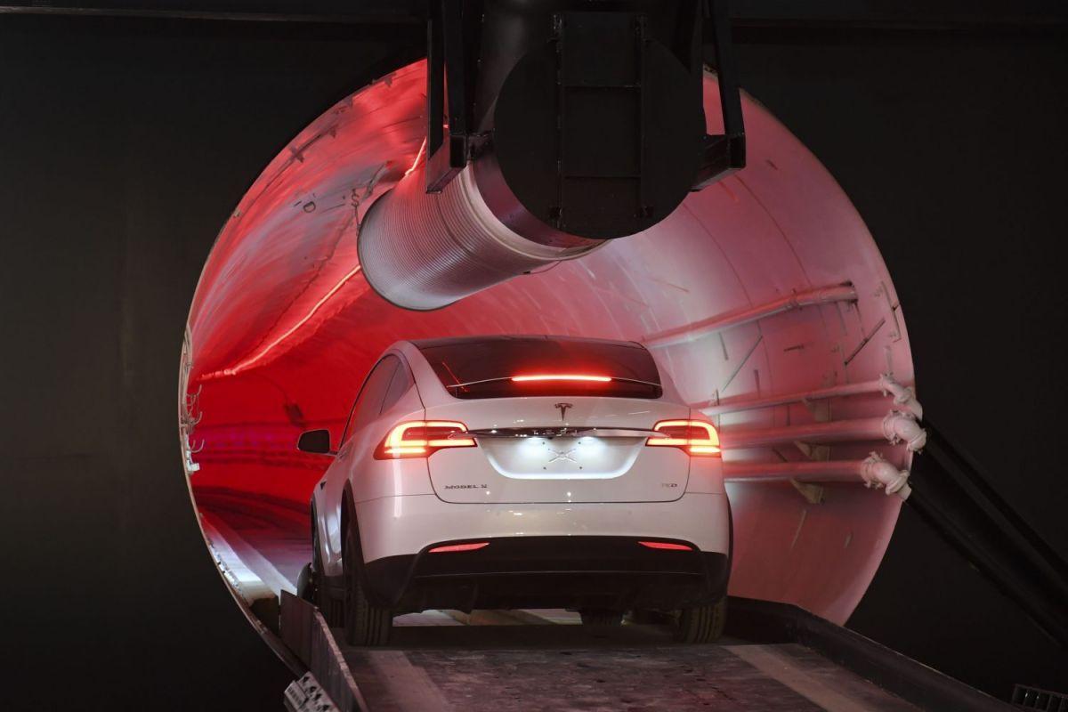 Los túneles rápidos de Tesla están en riesgo de cancelación por incumplir normas de seguridad
