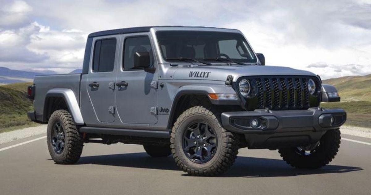 Qué camionetas pickup con motores diésel podrás encontrar en Estados Unidos en 2021