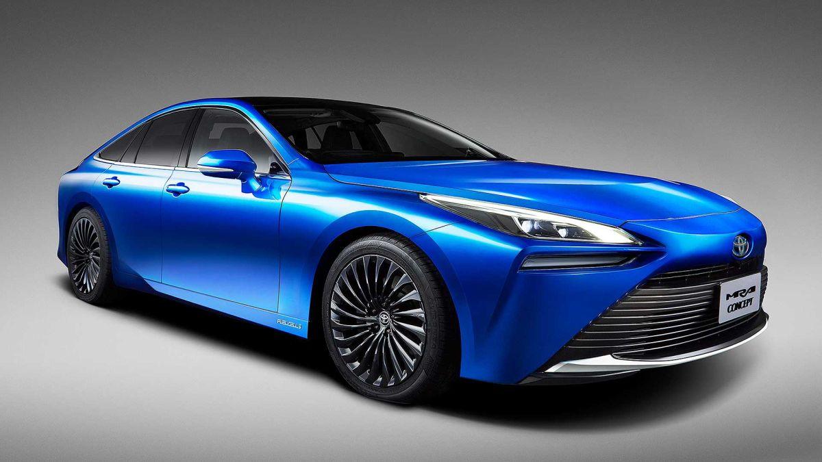 Cómo son los autos con hidrógeno de Toyota