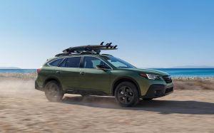 Cómo será la nueva versión del Subaru Outback que la marca lanzará el 30 de marzo