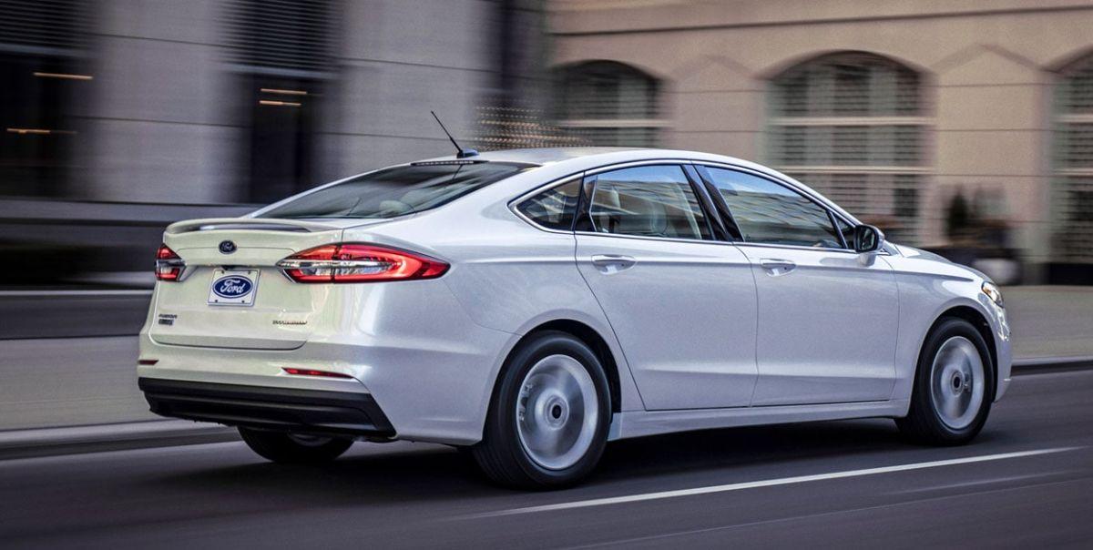 Ford Fusion 2019. / Foto: Cortesía Ford.