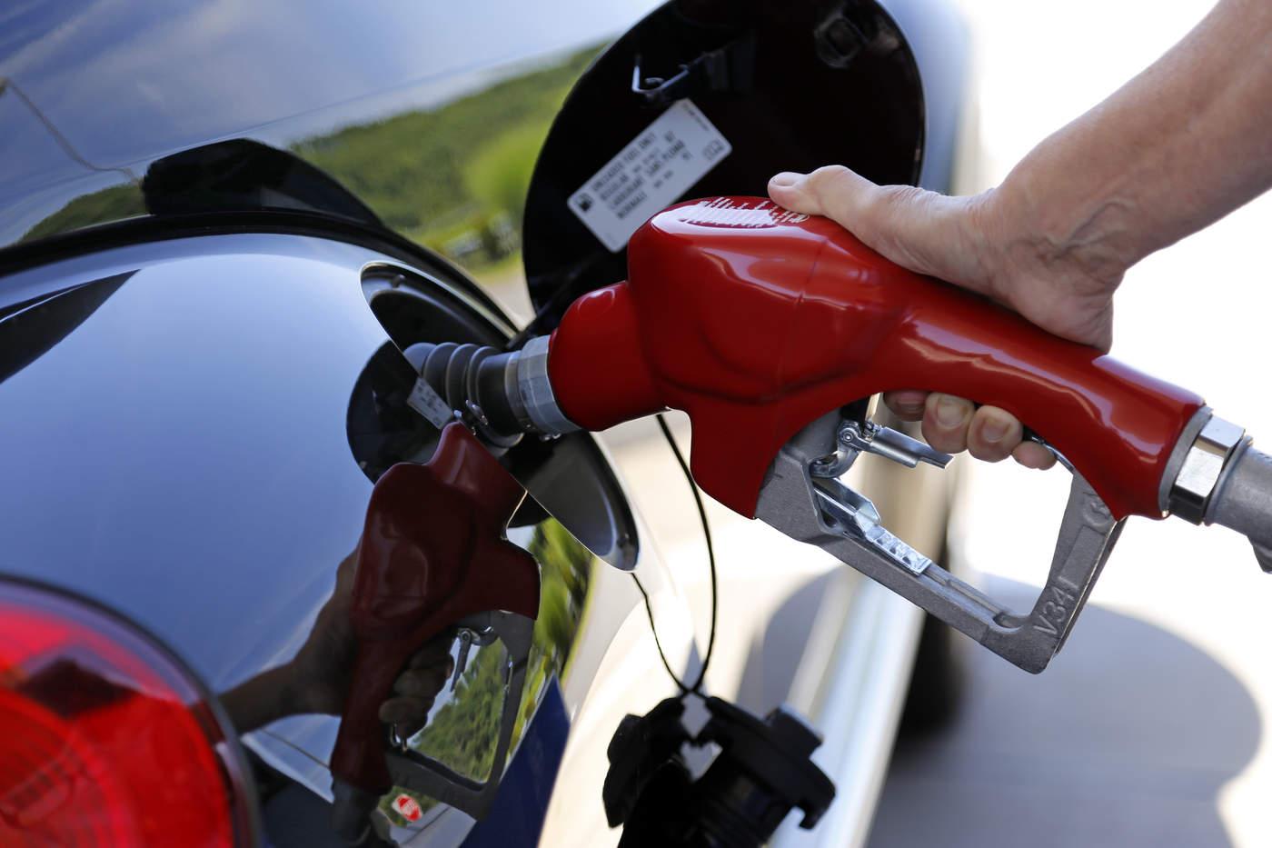 bombda de gasolina