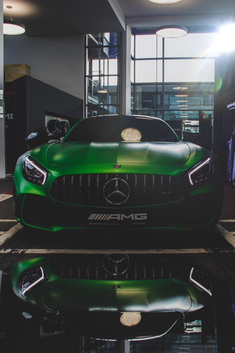 Mercedes-AMG GT Black Series ha batido el récord de velocidad de la pista Nurburgring, en Alemania