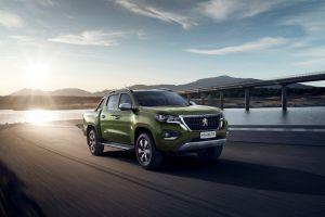 Peugeot Landtrek, la pickup con la que Peugeot regresa al segmento después de 40 años