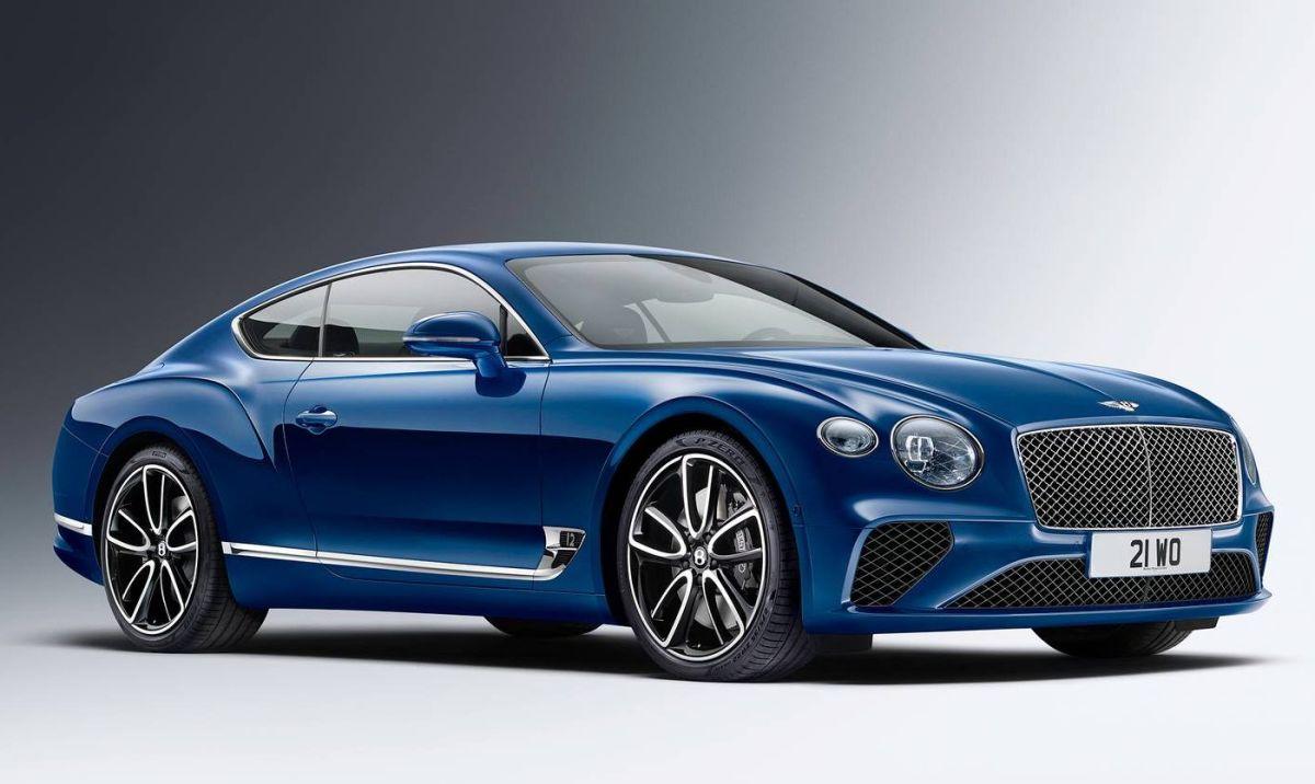 Bentley confirma que sólo venderá autos eléctricos para el 2030