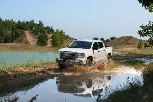 GMC lleva la Canyon AT4 edición Off-Road Performance a otro nivel
