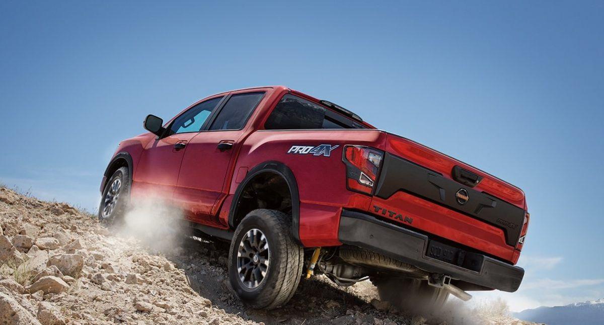 Nissan buscará construir la versión eléctrica de su pickup Titan con la ayuda de Hercules, una pequeña startup de vehículos eléctricos