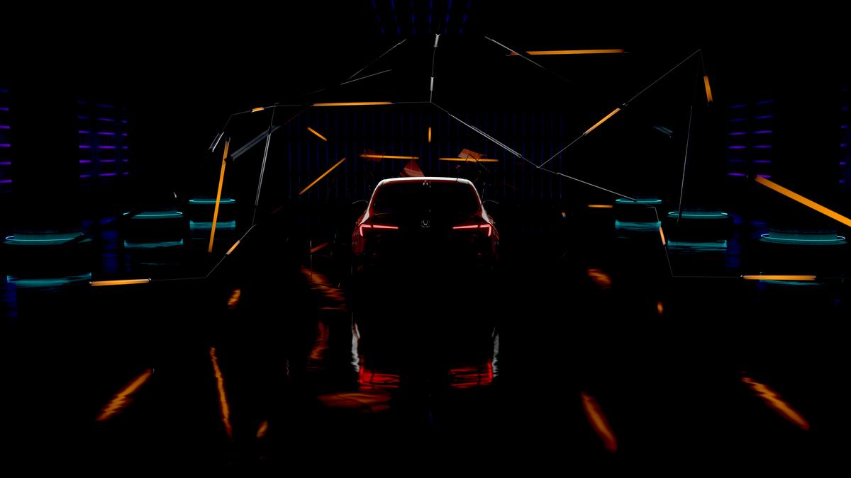Honda lanza un video con las primeras imágenes del Civic de próxima generación