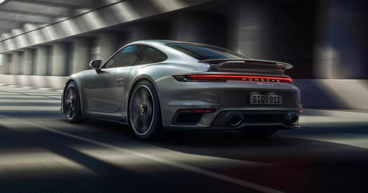 Porsche 911 Turbo S. / Foto: Cortesía Porsche.