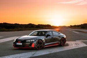 Así luce el Audi RS e-tron GT, el primer RS totalmente eléctrico