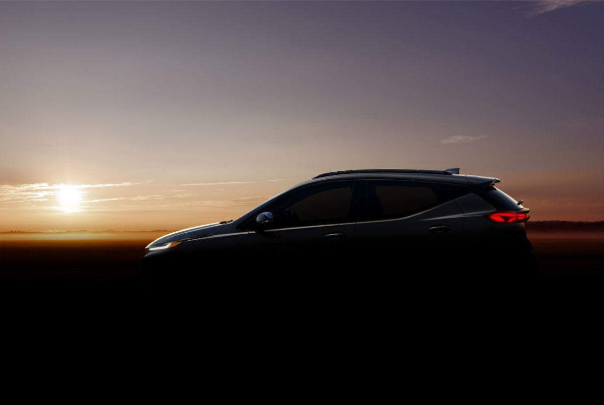 Chevrolet comparte un video de lo que sería el interior de la EUV Bolt 2022