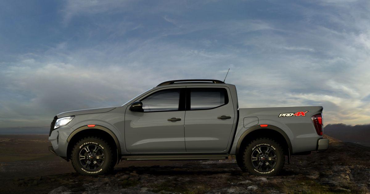 Conoce el nuevo diseño de la Nissan Frontier