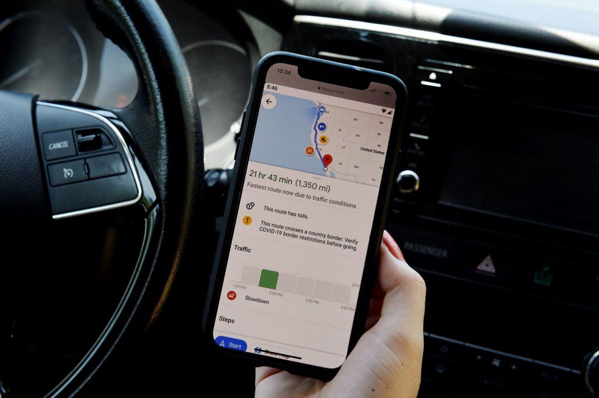 Google Maps lanzará nueva actualización que ofrecerá a los conductores información de aglomeraciones y COVID en tiempo real
