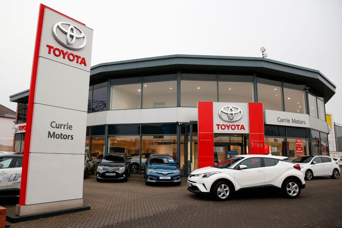 Toyota supera a Volkswagen como el mayor productor de autos del mundo
