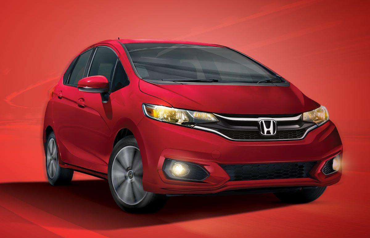Honda Fit. / Foto: Cortesía Honda.