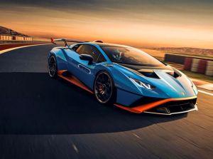 El nuevo Lamborghini Huracán STO sale listo de la pista a la carretera