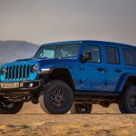 Jeep devela precios para la Jeep Wrangler Rubicon 392 2021, la más rápida y potente del momento