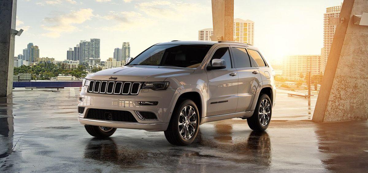 Jeep Grand Cherokee 2021. / Foto: Cortesía Jeep.