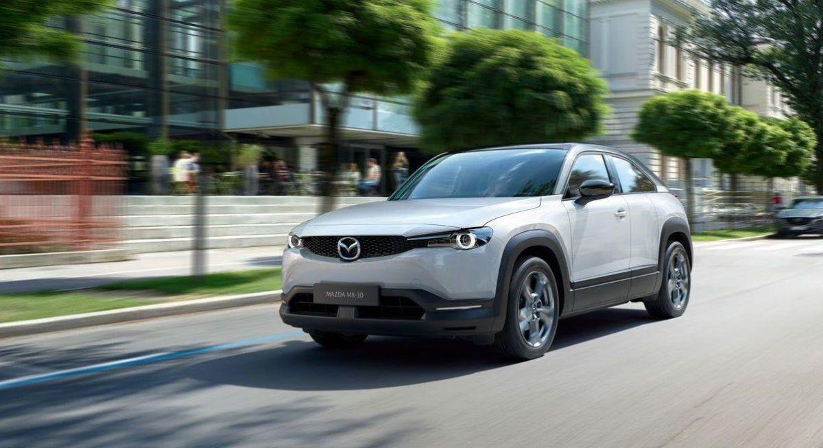 Mazda MX-30 se corona como el SUV más seguro en las pruebas de Euro NCAP