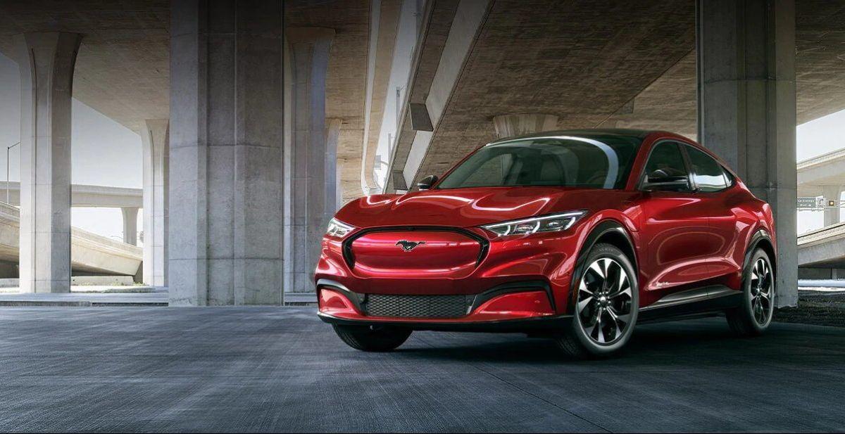 Por qué Ford podría sufrir una depreciación de su modelo eléctrico Mustang Mach-E