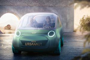 Así sería el segundo modelo eléctrico de MINI un modelo futurista con mucho confort y lujo