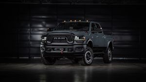 RAM celebra 75 años de la Power Wagon con una potente edición especial de 410 caballos de fuerza