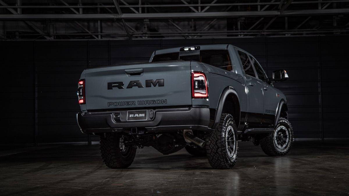 La Ram 1500 paso las pruebas con buenas calificaciones.