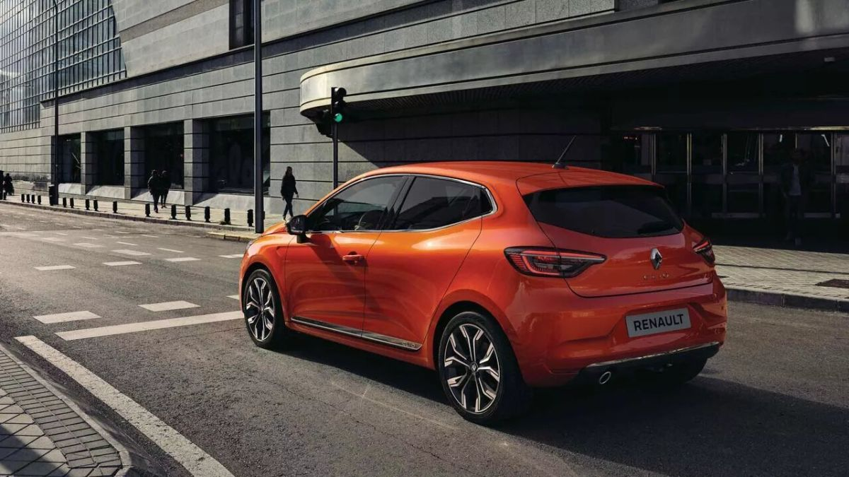 Reanult Clio. / Foto: Cortesía Renault.