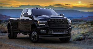 La Ram Heavy Duty 2020 es la pickup del año según MotorTrend