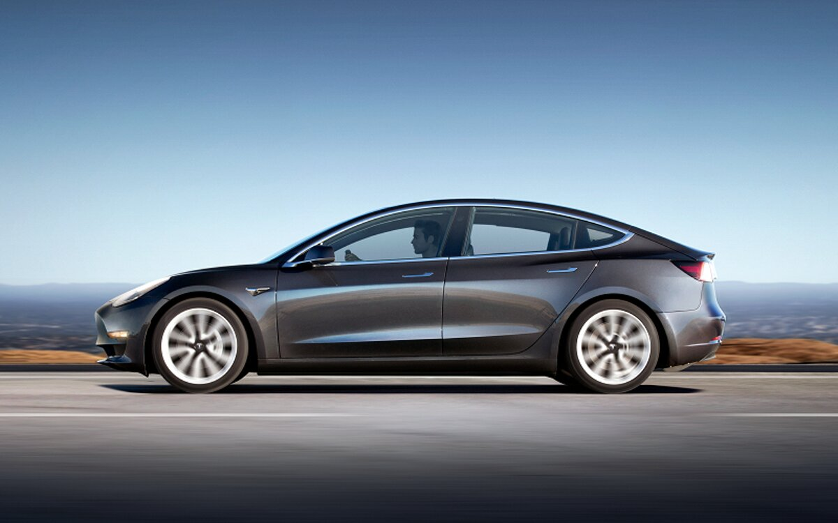 Tesla llegará a la India con su Model 3 en 2021