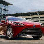 Por qué James May se deshará de su Toyota Mirai, el auto favorito de su garage