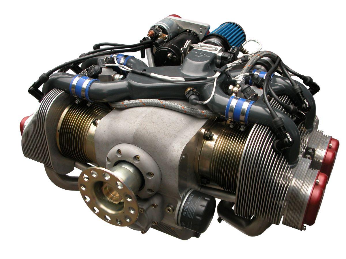 ¿Qué es un motor Boxer?
