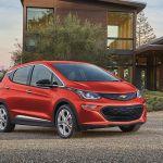 El Chevy Bolt se convierte en el auto eléctrico con el lease más barato: sólo $49 dólares al mes