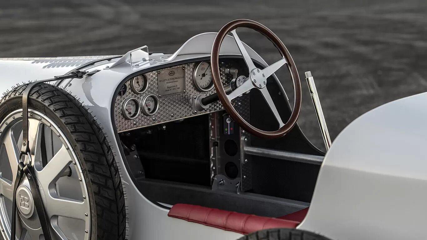 Así es el nuevo Bugatti Baby II, un mini kart que desafía a cualquiera que piense que no vale la ...