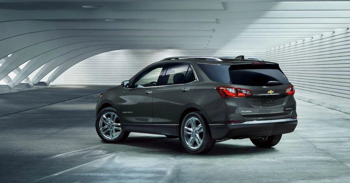 Equinox 2020. / Foto: Cortesía Chevrolet.