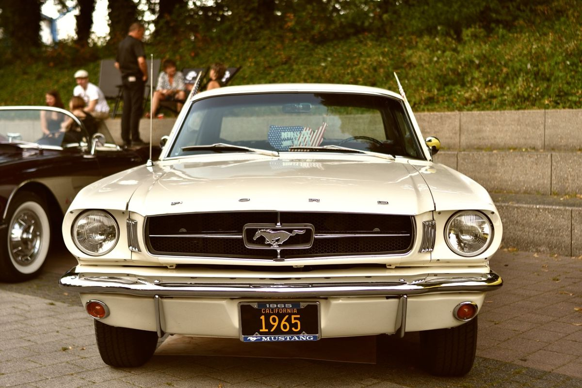 El primer Mustang de la historia se vendió sin querer y mira dónde terminó