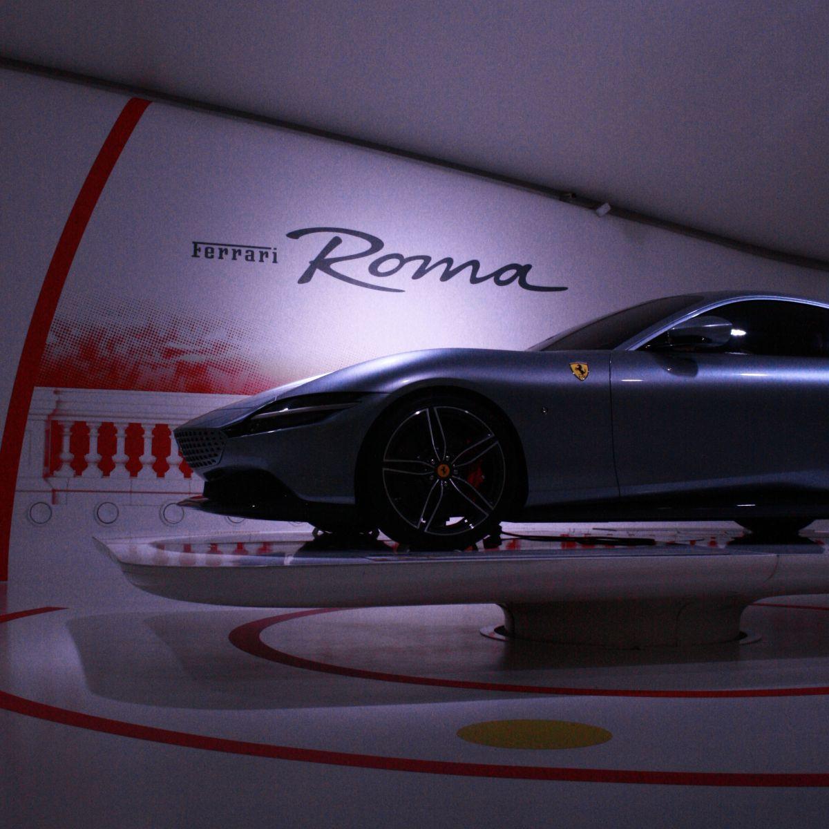 Por qué la Ferrari Roma es el automóvil más hermoso que la compañía ha producido en mucho tiempo