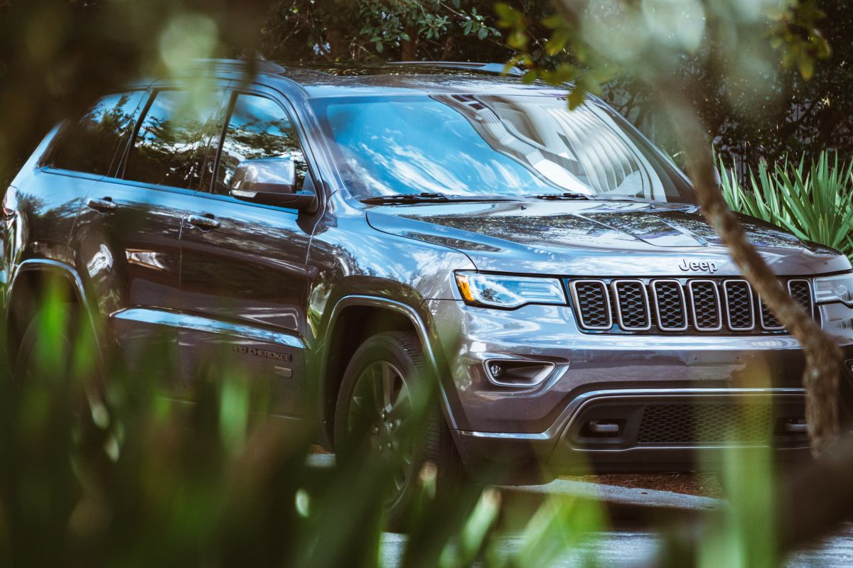 La generación actual del Jeep Grand Cherokee salió en 2010