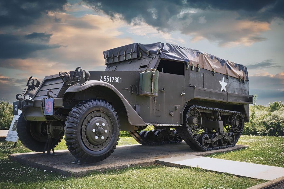 Los vehículos militares de KIA usarán tecnología de alto desempeño.