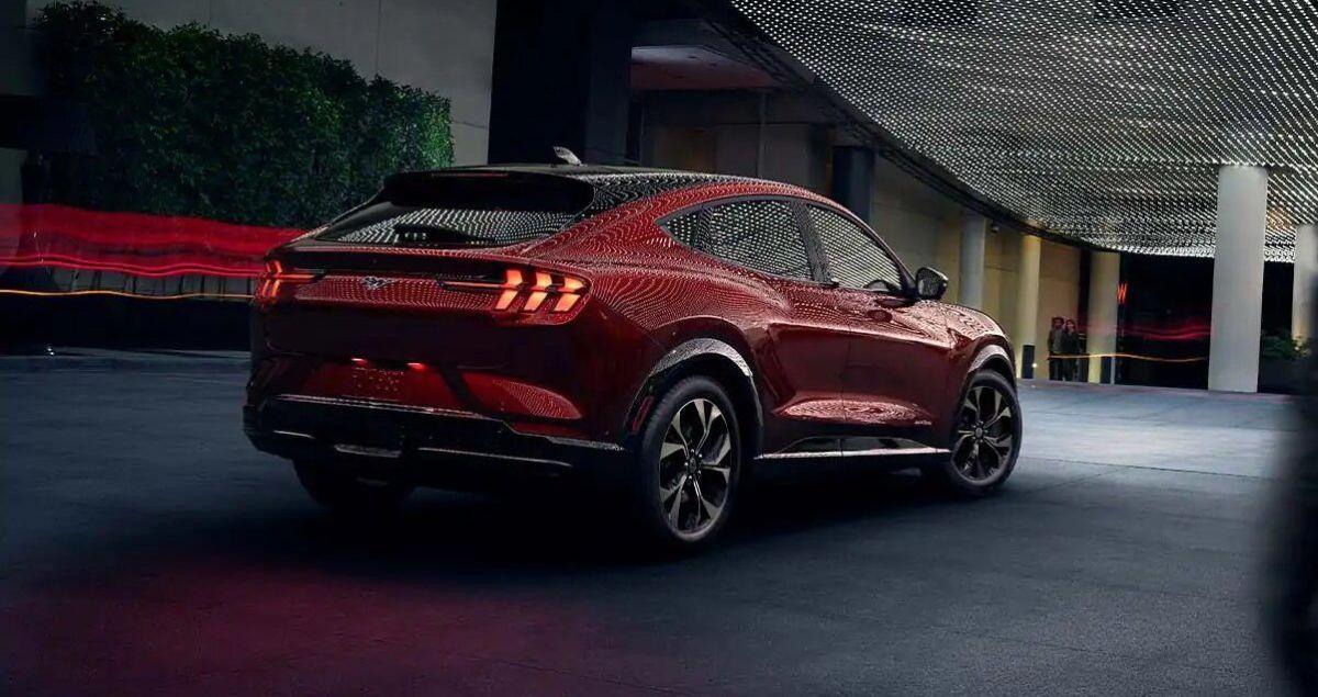 El Mustang Mach-E, el primer auto eléctrico de Ford ya comenzó su producción en México