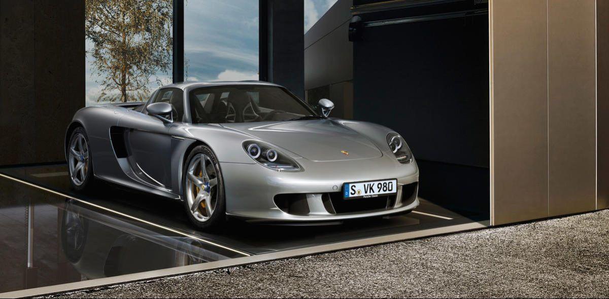 Porsche Carrera GT. / Foto: Cortesía Porsche.