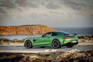 El Mercedes-AMG GT R podría tener los días contados y desaparecer en 2021